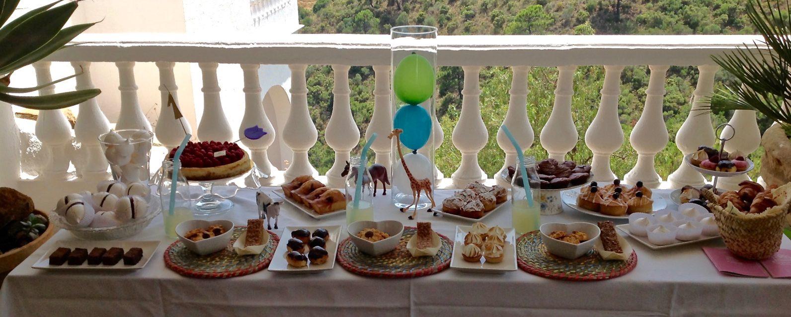 ¿Sabéis como pueden preparar vuestra mesa de cumpleaños?