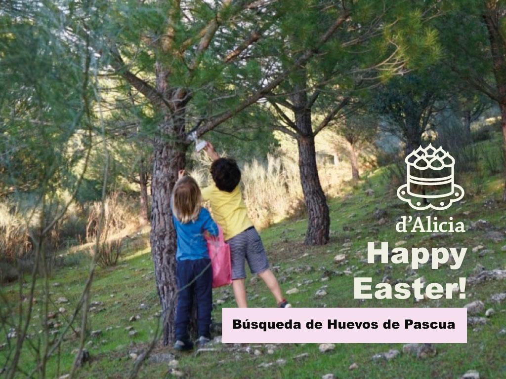 ¿Conoces la tradición de la búsqueda de chocolates de Pascua?